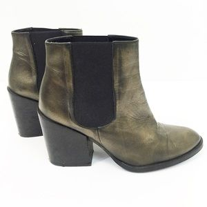 Zara Shoes Ankle Boots Amp Booties On Poshmark