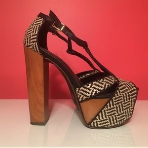 Jessica Simpson Shoes - Jessica Simpson Platform Sandals