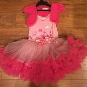 Popatu Other - Tutu dress with sweater