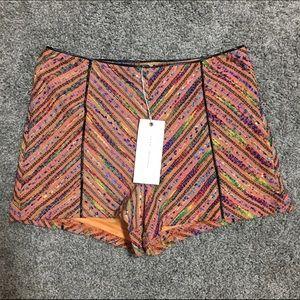 Pants - Lush high waisted shorts