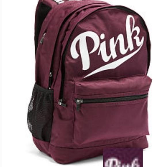 e388e6c80d5e BNIP Victoria Secret Pink Campus Backpack