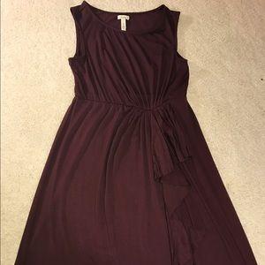 Soma Dresses & Skirts - NWT Soma ruffle front short dress