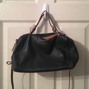 Black Issac Mizrahi slouchy bag