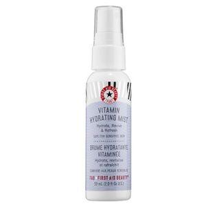 First Aid Beauty Vitamin Hydrating Mist 2 fl NEW