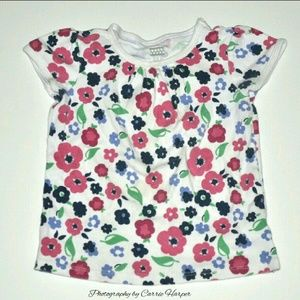 Old Navy Other - 👸Girls Floral Top By Old Navy Size 3T