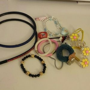 Other - Kids Hair Accessories ($1 IN BUNDLE)