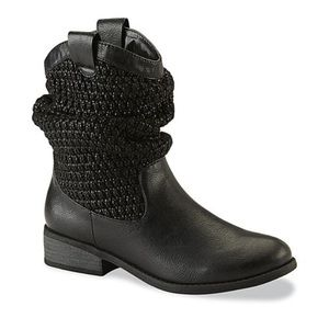 Qupid Shoes - Slouchy boots