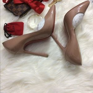 Christian Louboutin Shoes - Christian Louboutin Pigalle 120 Patent  *SALE*
