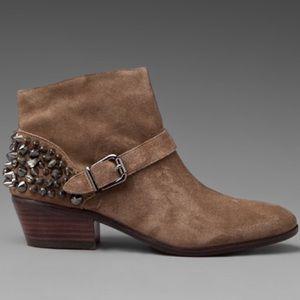 Sam Edelman Shoes - Rare Sam Edelman Studded Rhinestone Pax Boots