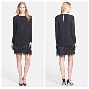 KORS Michael Kors Dresses & Skirts - Michael Kors bling feather dress m nwt ✨sale