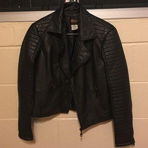 Billabong Jackets & Blazers - Billabong leather jacket (women)