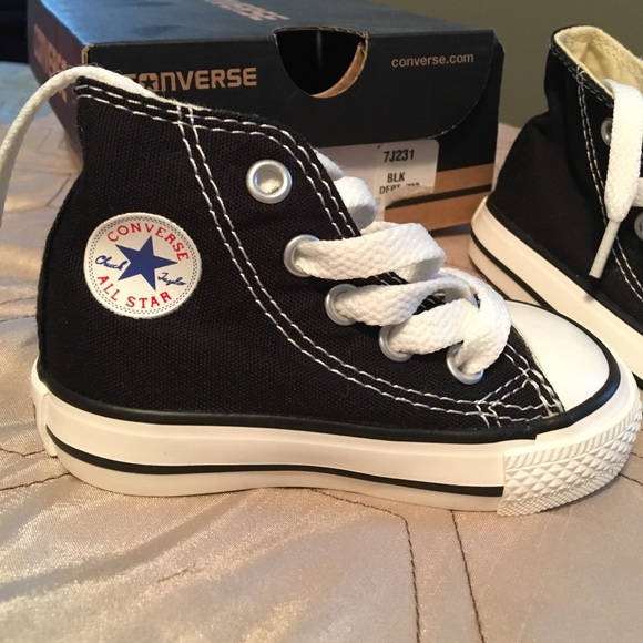 8315aa857b70 Converse Other - Baby converse Allstate high top sneaker 3
