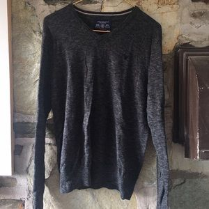 American Eagle Outfitters Sweaters - American Eagle gray sweater. Sz medium