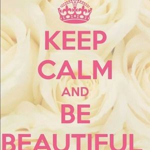 Be beYOUtiful!!🌹