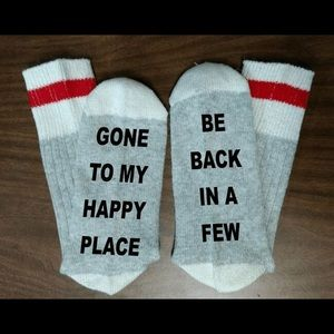 Accessories - Happy Place Socks