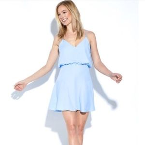 Dresses & Skirts - Pale Blue Dress