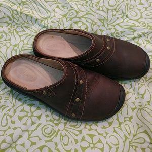 Keen Shoes - Keen leather slides