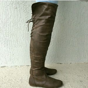 Shoes - Women's Brown Boots
