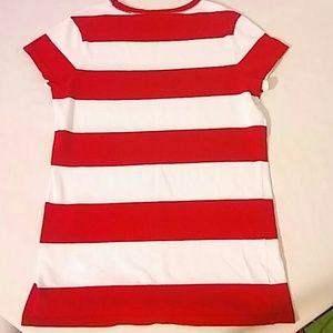 Ralph Lauren Tops - Ralph Lauren Sport Womens M Striped T Shirt