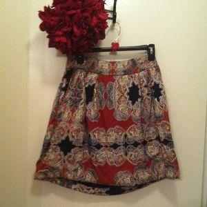 W118 by Walter Baker Southwestern Skirt