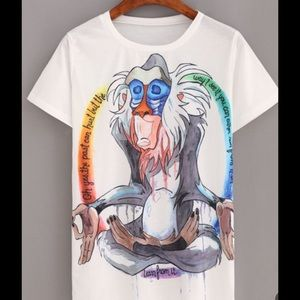 Boutique Tops - RAFIKI T-Shirt