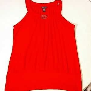 Spense Womens Large Sleeveless Shirt / Tank