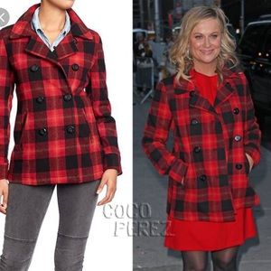 Old Navy Plaid jacket Small