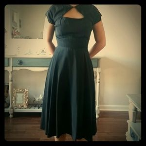 Stop Staring Dresses & Skirts - Stop Staring Black Swing Dress NWOT