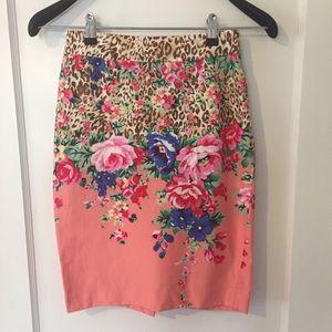 Blumarine Dresses & Skirts - Blumarine Floral
