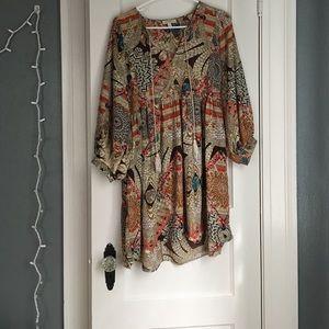Umgee printed dress