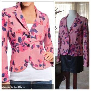CAbi Jackets & Blazers - Cabi floral blazer or jacket