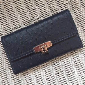 Cato Handbags - NWOT Navy Wallet-Never Used