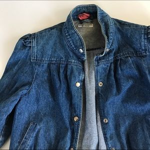 Vintage Dainty Denim Jacket