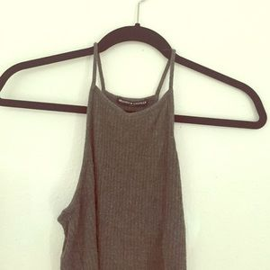 Brandy Melville knit tank top. One size fits all