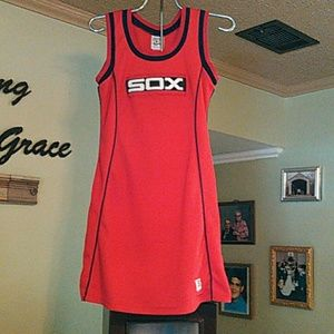 5th & Ocean Dresses & Skirts - Cooperstown collection Sox dress