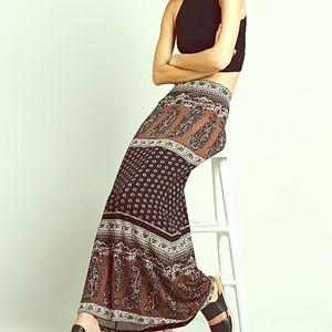 Novella Royale Dresses & Skirts - Novella Royale Broken Wing Maxi Skirt M
