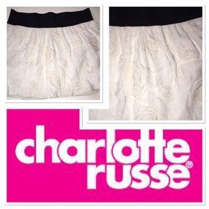 Charlotte Russe Dresses & Skirts - Charlotte Russe short skirt