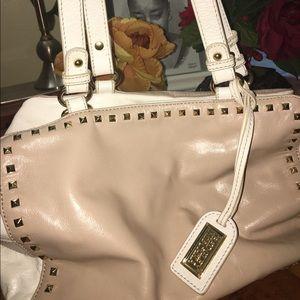 Badgley Mischka Handbags - Badgley Mischka Leather Handbag