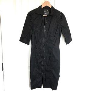 G-Star Dresses & Skirts - G-Star Asymmetrical Full Zip Utility Dress