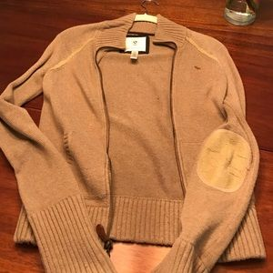 Abercrombie & Fitch Sweaters - Abercrombie zip cardigan