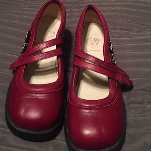 fluevog Shoes - Fluevog Unity Aimee Vintage with dust bag