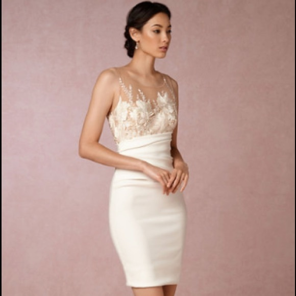 Marchesa Dresses | Bhldn Beverly Dress By Notte | Poshmark