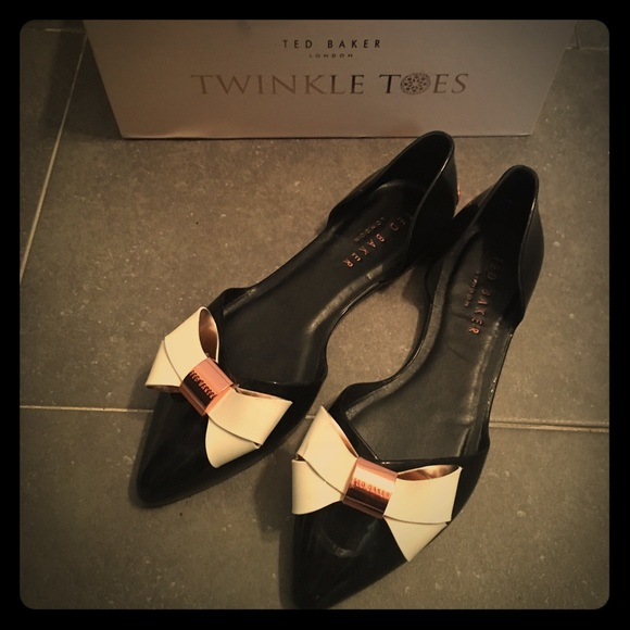12a1acdc3 Ted Baker London Shoes - Ted Baker Twinkle Toes- Tayena black cream
