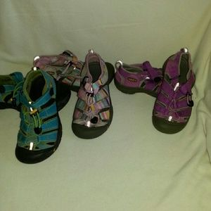 Keen Other - Kids Keen's 3PAIRS for 65.00