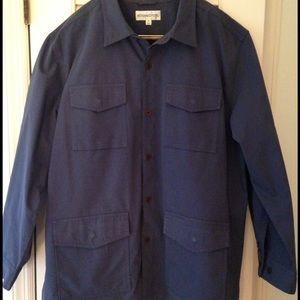 Urban Voyager Shirt Jacket