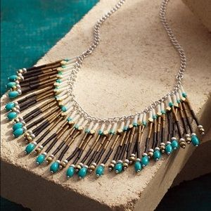 Silpada Jewelry - Silpada Free Spirit Fringe Necklace