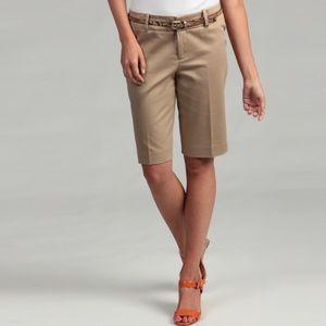 Mossimo (stretch) Bermuda shorts