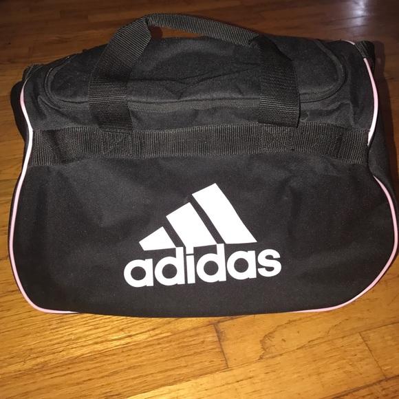 6b0796188 Adidas Bags | Light Pink Duffle Bag Euc | Poshmark