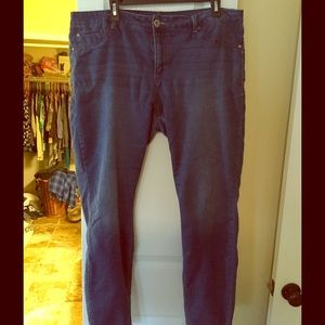 Jeans size 16