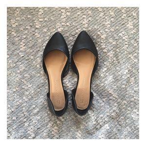 LC Lauren Conrad Shoes - D'orsay Flats | Lauren Conrad